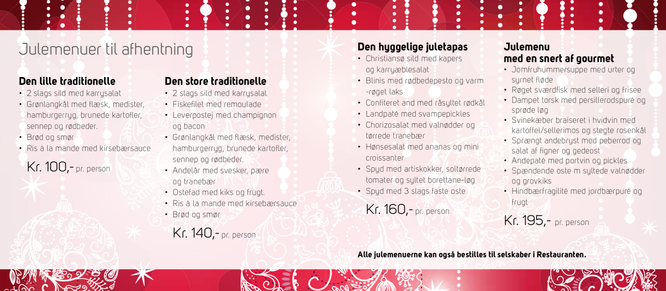 julemenuer 24 dic